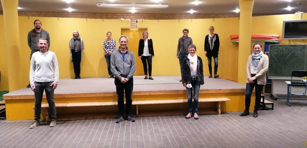 Förderverein Nikolaischule 2020 / 2021